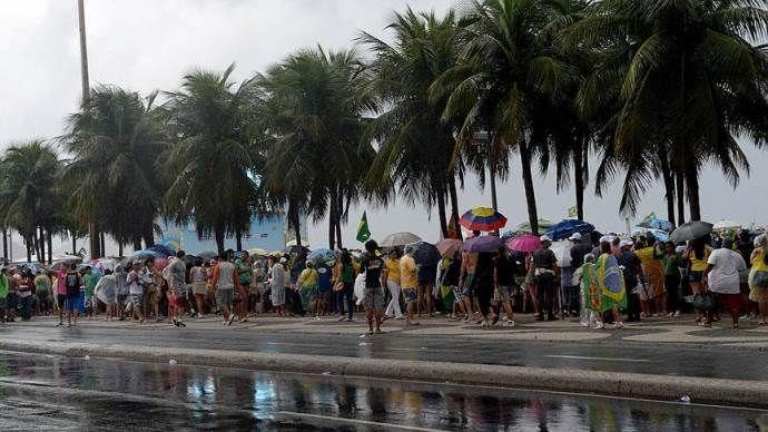 Brezilya'da sulara kapılan 26 kişiyi canlı bulma umudu tükendi