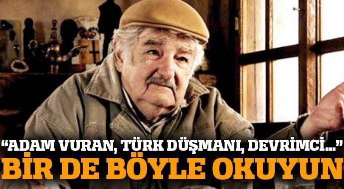 Mujica, Ermeni iddialarını kabul eden ilk başkanmış