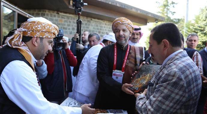 """""""Arap Gazeteciler Zirvesi"""" Ordu'da  Devam Ediyor"""