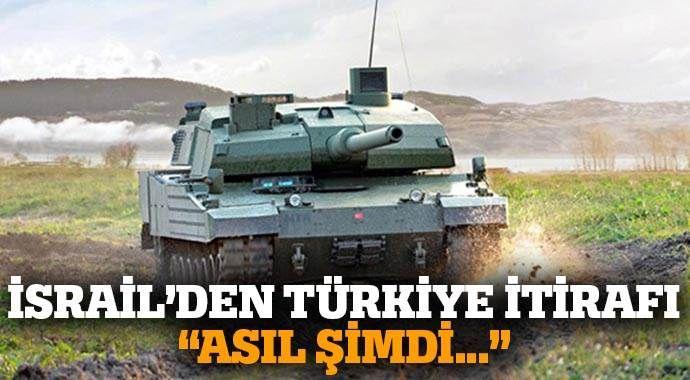 İsrail'in asıl sorunu Türkiye'nin kendi silahını üretmesi