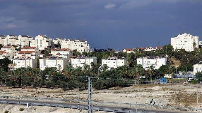 İsrail, Batı Şeria'da 2 bin 100 yeni konut inşa edecek