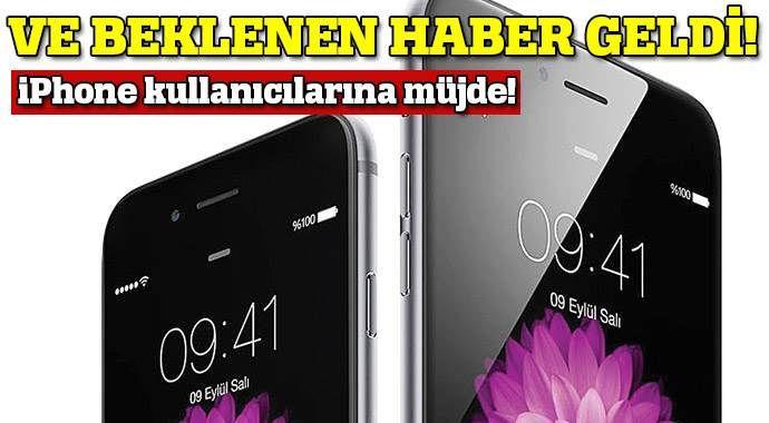 iPhone kullanıcılarına müjde: iOS 9.2 ile iPhone'lar hızlanacak