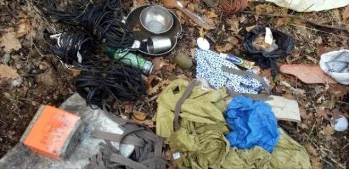 PKK sığınağında mühimmat ele geçirildi