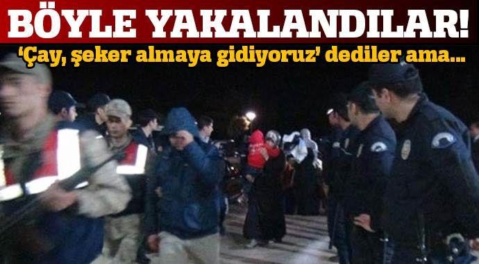 'Çay almaya gidiyoruz' dediler IŞİD'e katıldılar