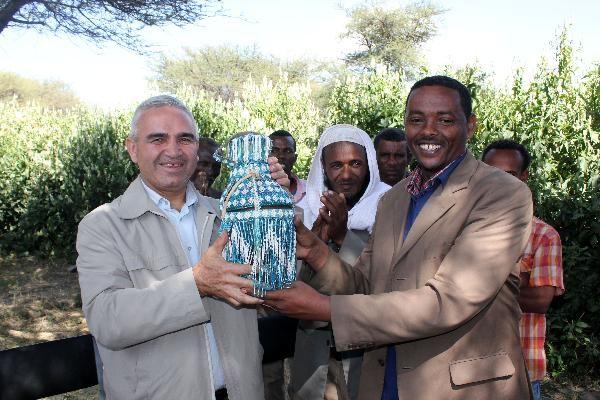Etiyopya'ya can suyu
