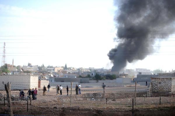 Suriye'den kaçış