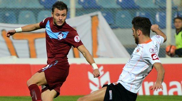 Adanaspor: 2 - 1461 Trabzon: 4