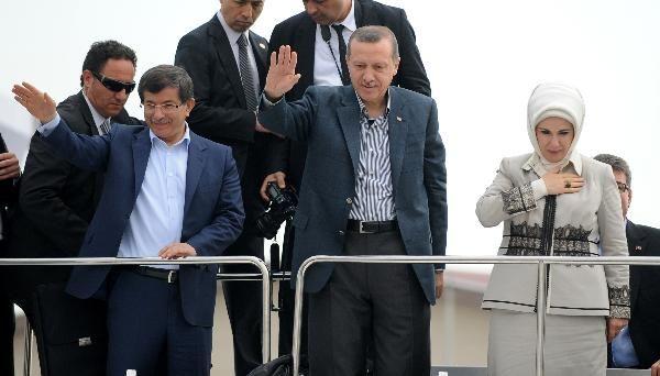 Erdoğan Kilis'te
