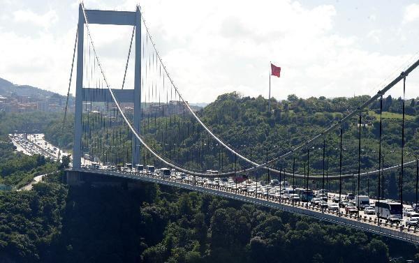 İstanbul'da her yol kırmızı