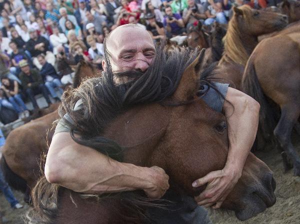 At kırkma festivali