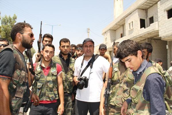 Suriye'de adım adım özgürlük