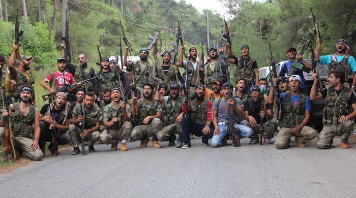Türkmen ordusu yemin etti