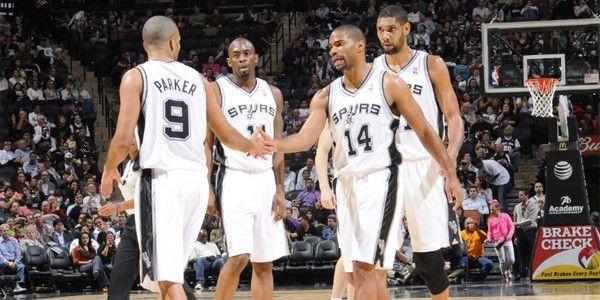 San Antonio Spurs: 108 Phoenix Suns: 99