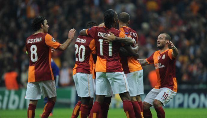 Galatasaray-Kopenhag maç özeti ve golleri