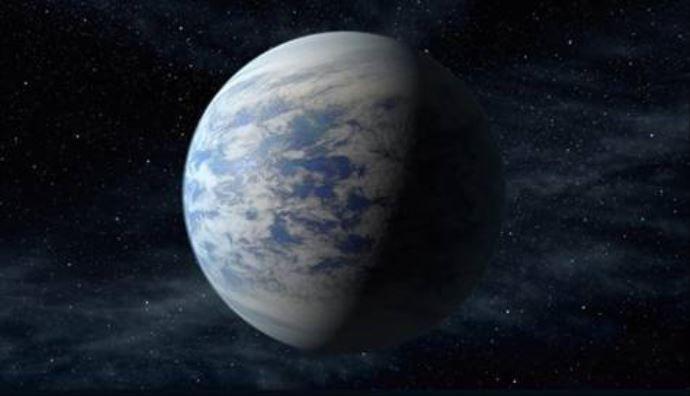 Dünya benzeri '8.8 milyar gezegen var'