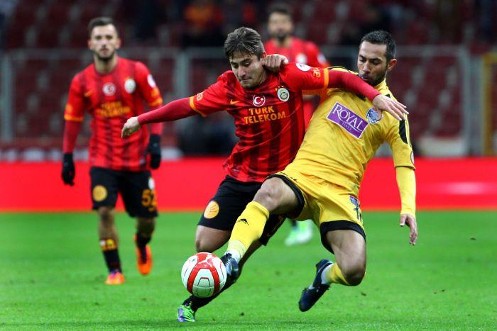 Galatasaray Gaziantep maç sonucu