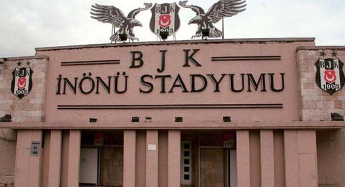 Beşiktaş'ın yeni stadı 'Vodafone Arena'