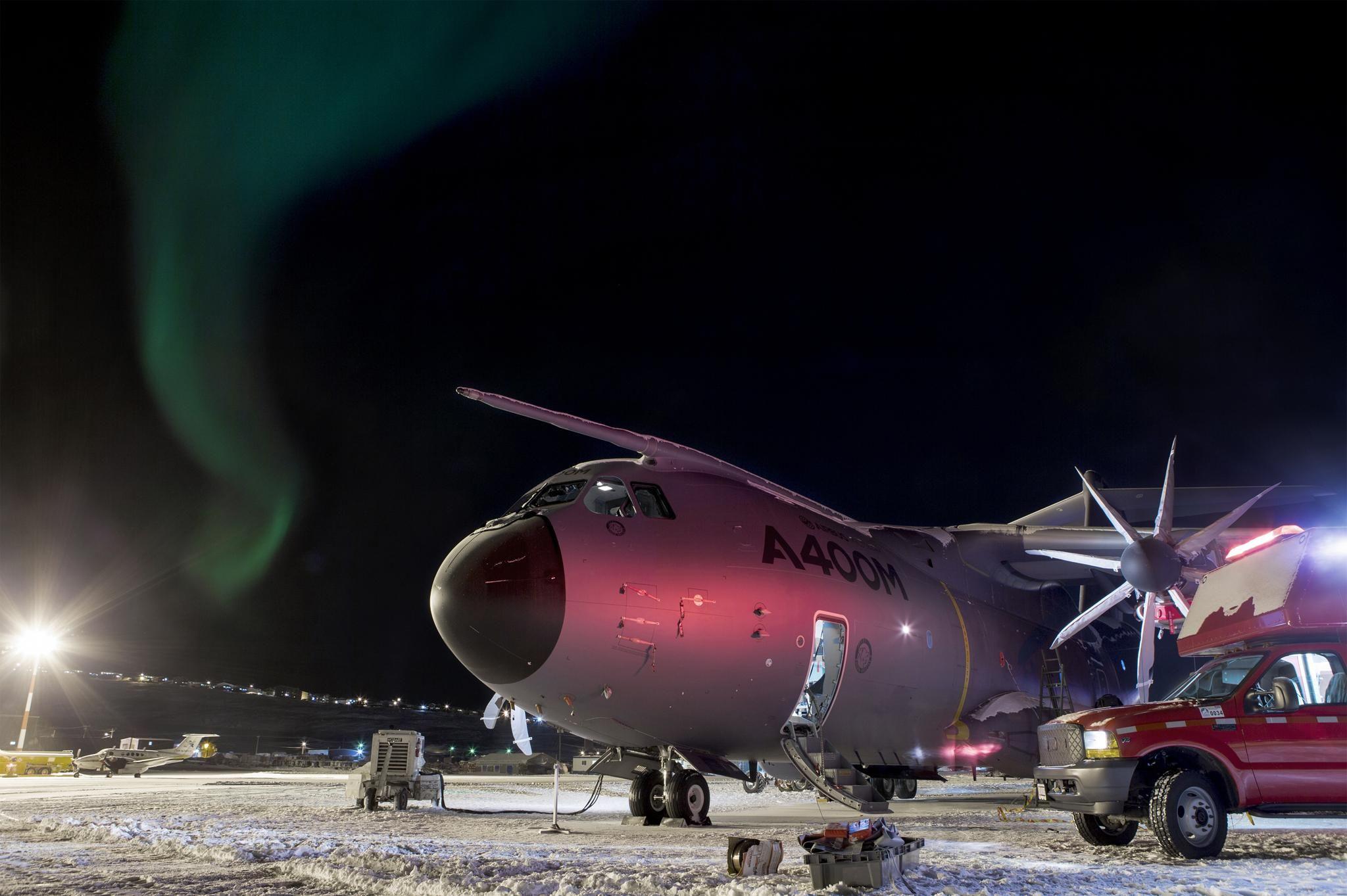 TSK'nın yeni nesil nakliye uçağı A400M