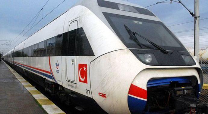 Kütahya'ya yüksek hızlı tren geliyor