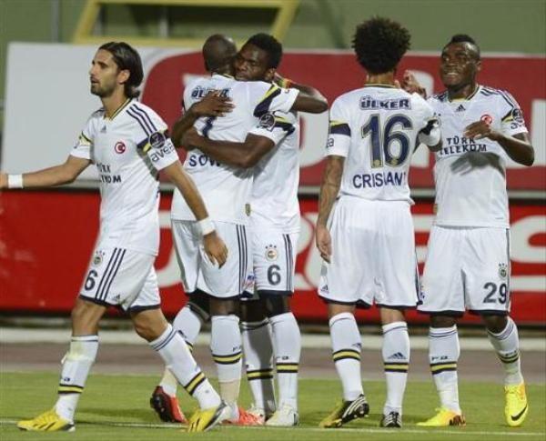 Fenerbahçe sezona yenilgiyle başladı