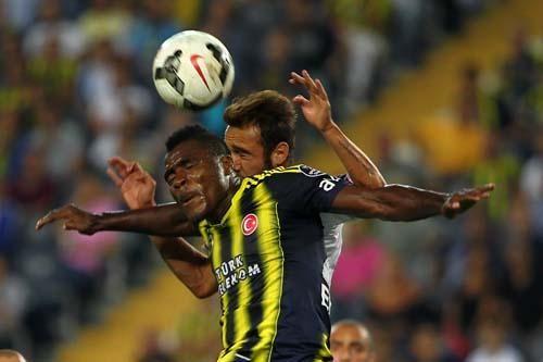 Fenerbahçe- Sivasspor maçından kareler
