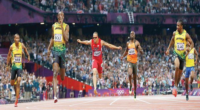 100 metre erkekler dünya rekorunu 81 yıl geriden takip ediyoruz