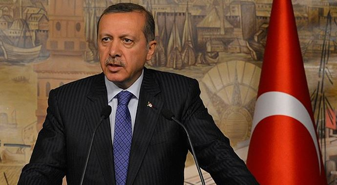 Erdoğan: 'Bu bir küresel suikasttir'