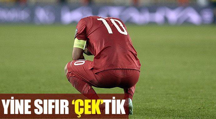 Türkiye Çek Cumhuriyeti maçı golleri ve özeti