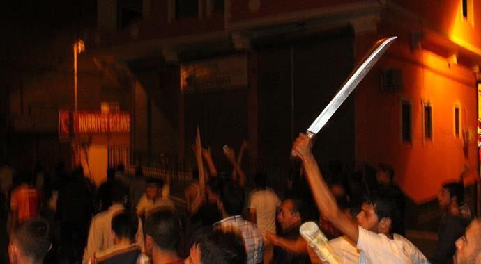 Gaziantep'te meydan muharebesi: 4 ölü