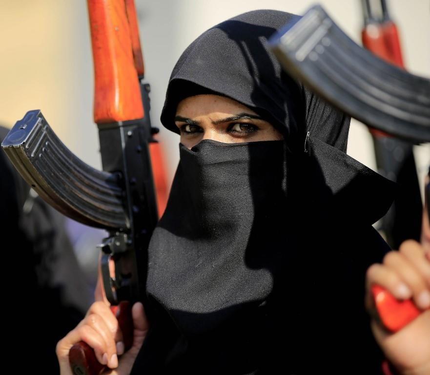 Pakistan'ın kadın polisleri
