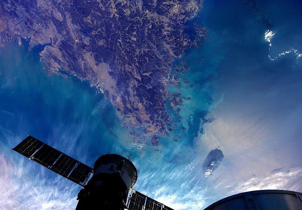 NASA ve Rus uzay üslerinden dünya