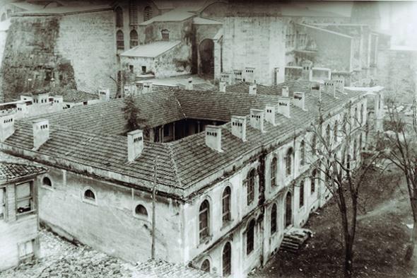 İstanbul'un kayıp eserleri