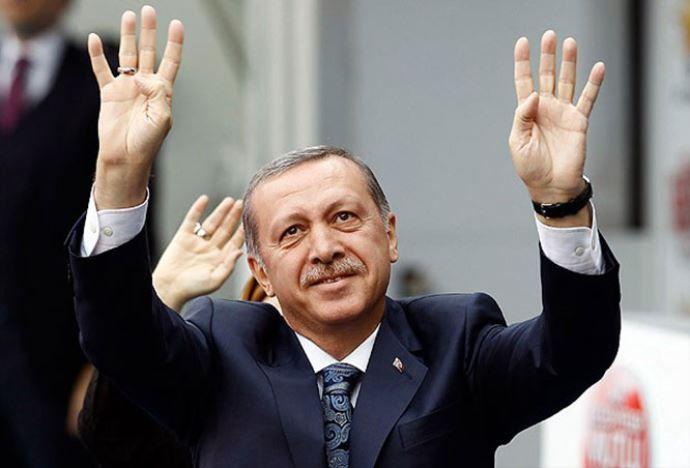 İşte Erdoğan'ın yaptığı Rabia'nın anlamı - Rabia ne demek, İzle