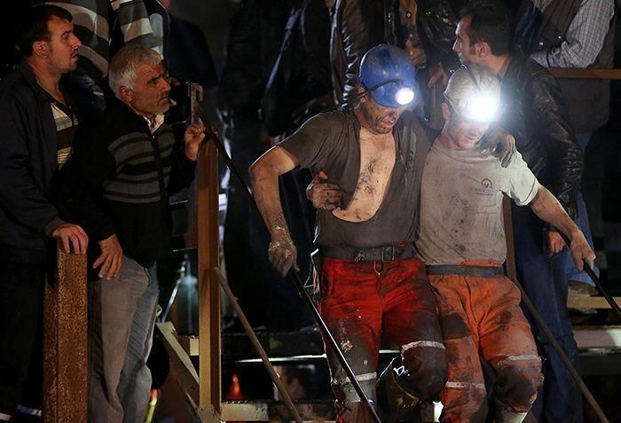 Soma'da maden faicası!