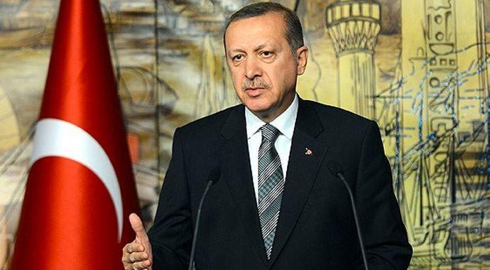 Başbakan Erdoğan'dan Yılmaz Özdil'e 'müstehak' tepkisi