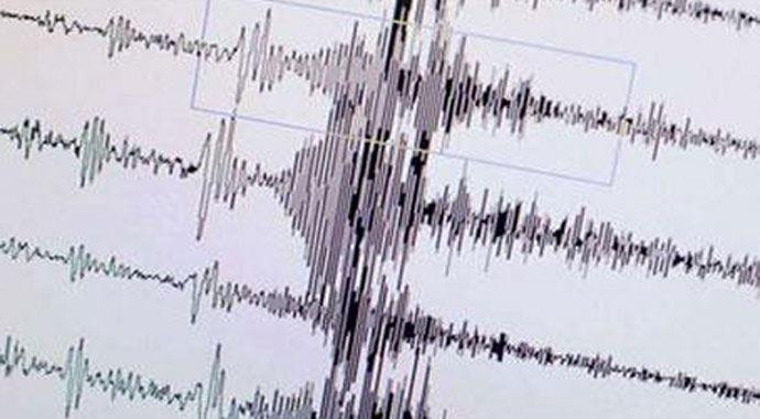Ege'de korkutan deprem! Peş peşe iki kere sallandı