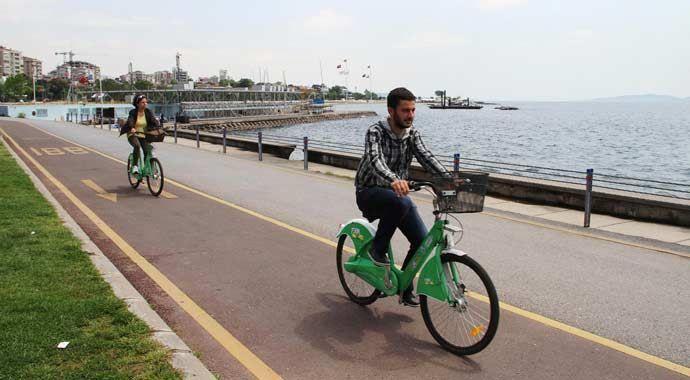 İstanbul trafiği 'akıllı bisiklet sistemi' ile çözülecek