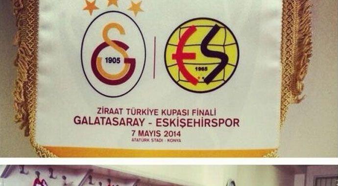 Ve Türkiye Ziraat Kupası Galatasaray'ın oldu