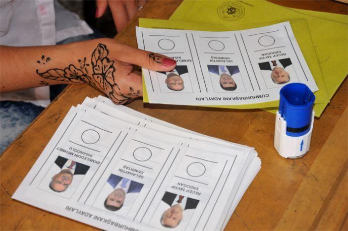 Cumhurbaşkanlığı Seçim Sonuçları (Türkiye Geneli Seçim Sonuçları 2014)