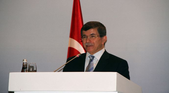 Ahmet Davutoğlu, Barzani ile görüştü