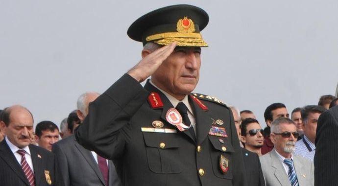 Jandarma Genel Komutanlığı'na Orgeneral Abdullah Atay atandı