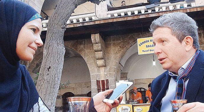 Erdoğan Arıkan: Tesadüfen spiker oldum