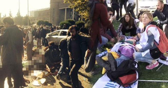 Ankara'daki patlamada korkunç şüphe!