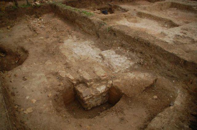 Kanuni'nin mezarından ilk kareler