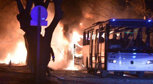 Ankara'da terör saldırısı: Çok sayıda ölü ve yaralı var