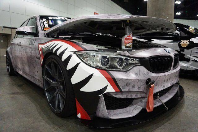 Göz kamaştıran modifiyeli otomobiller