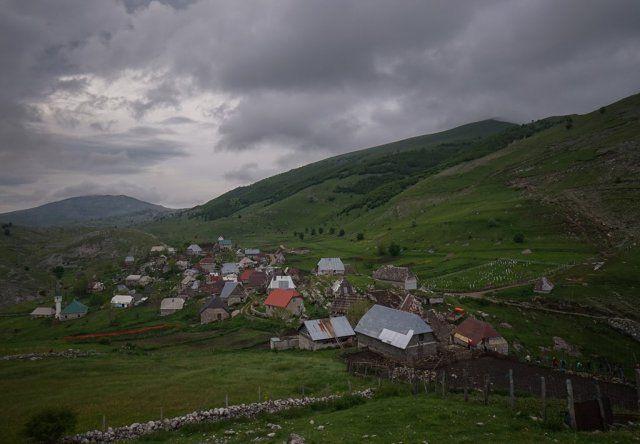 Bosna'nın çatısı Lukomir