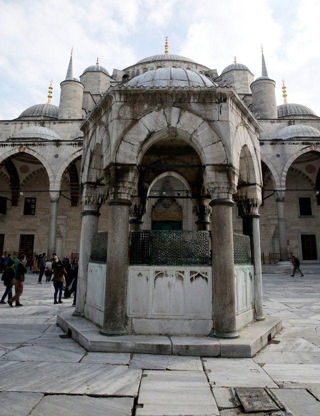 Sultanahmet Camii tarihinin en kapsamlı restorasyonuna alınacak