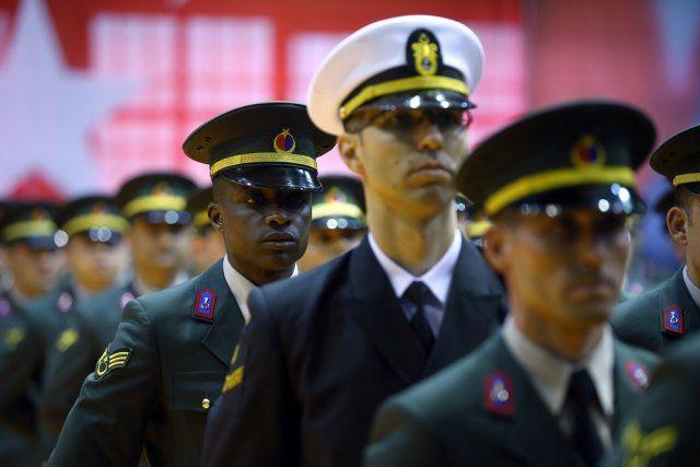 Jandarma ve Sahil Güvenlik Akademisi'nde mezuniyet töreni