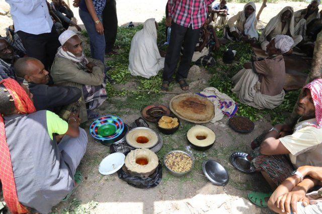 Etiyopya Müslümanlarını bin yıldır koruyan kasaba: Şomki